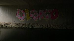 graffiti under bridge tunnel 1 gallery