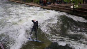 man surfing image 1