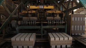 Royalty free video brick manufacturing factory bricks being made img
