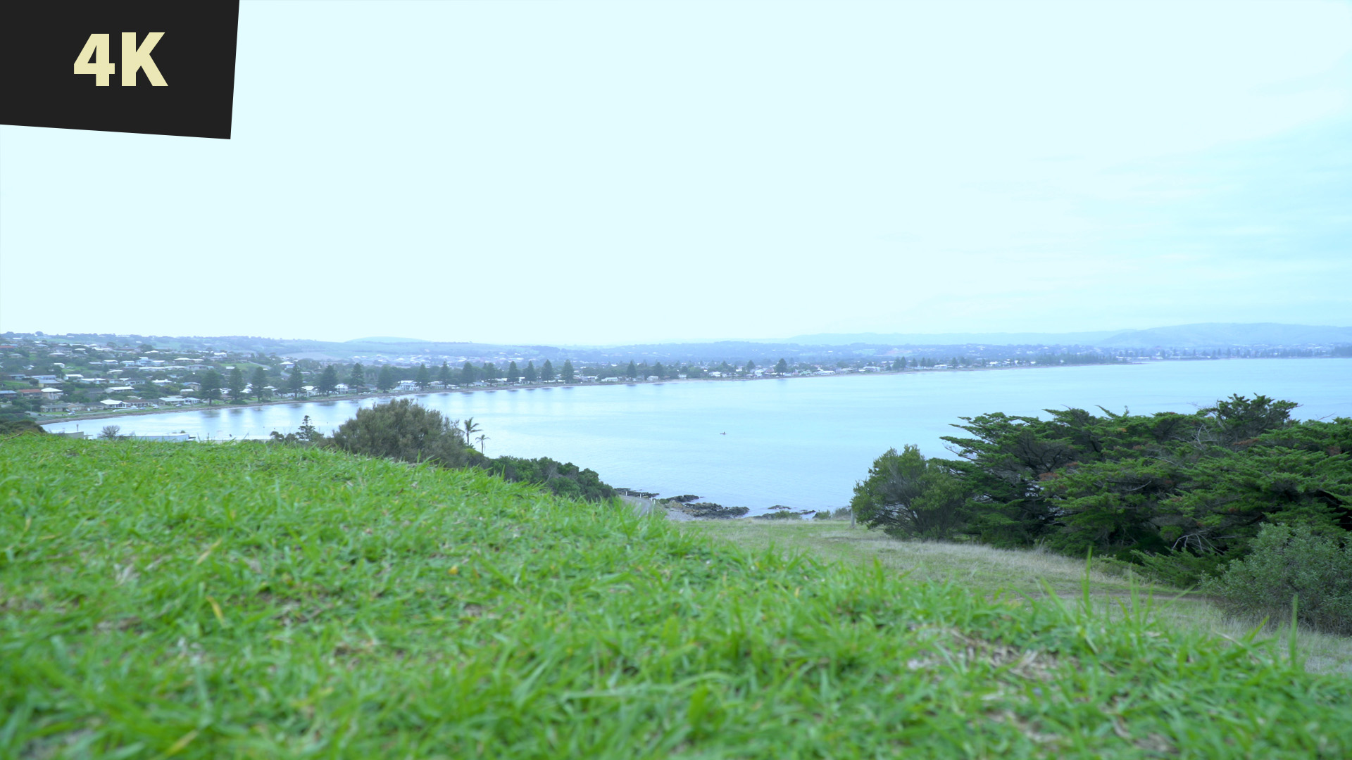 Royalty free stock vieo 4K Stock video of Victor Harbour Bluff Lookout South Australia 2 IMG2